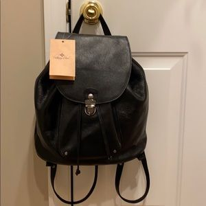 Patricia Nash Leather Casape Backpack